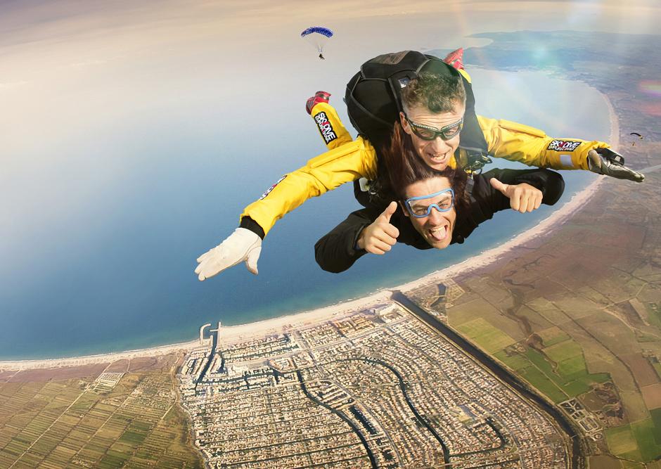 Globus, Parapent o en avioneta…Descobreix Catalunya des del cel!