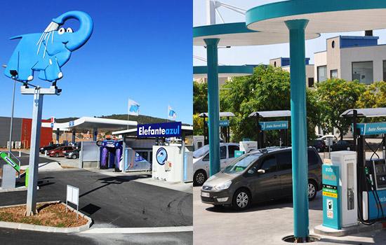 Elefante Azul / autoNet&Oil