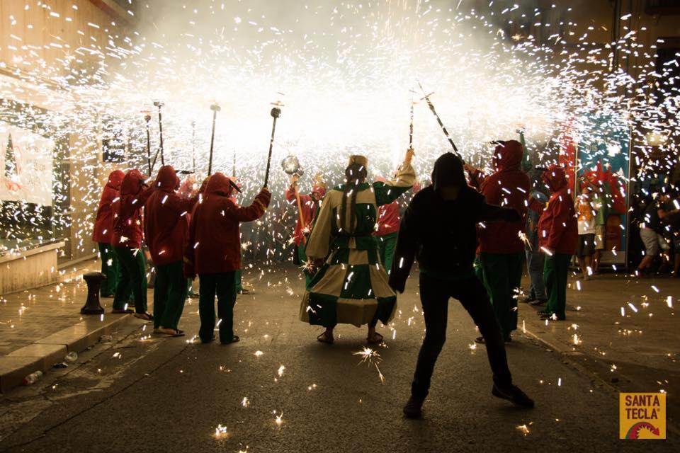 Especial Festes de Santa Tecla, Tarragona del 15 al 24 de setembre