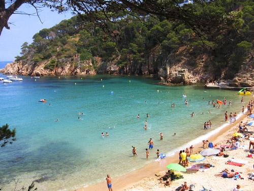 Begur festes catalunya - Aiguablava piscina natural ...