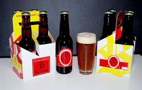 Bertus cervesa artesana