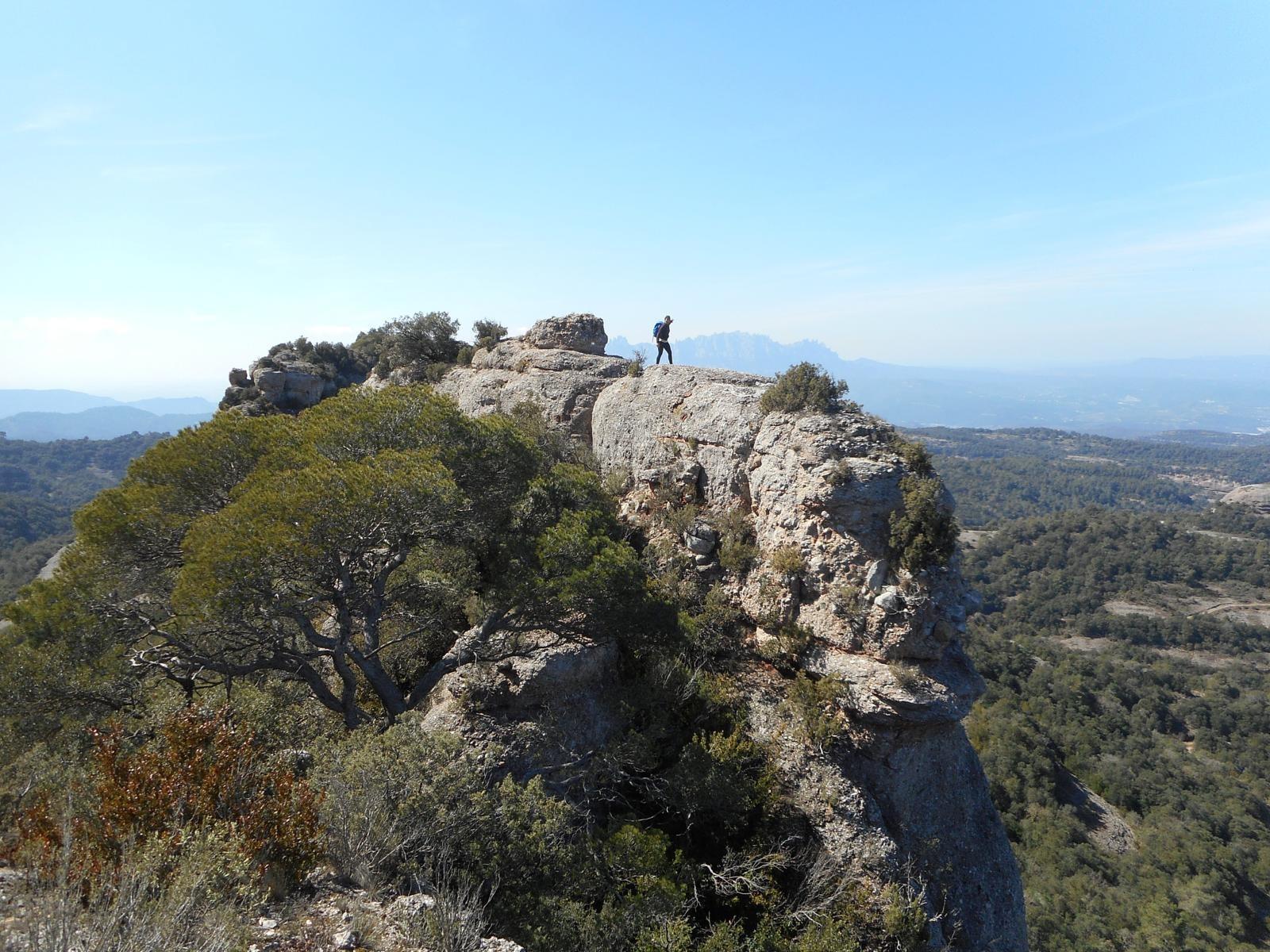 Relax, diversió i evasió al Parc Natural de Sant Llorenç del Munt i l'Obac