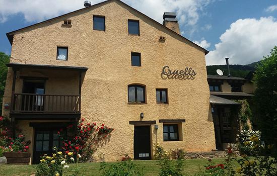 HOTEL CRUELLS