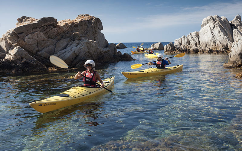 kayaking-costa-brava