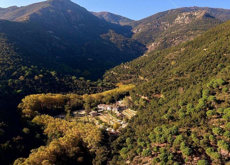 Escapa't al Montseny, al Parc Mediambiental de Gualba!