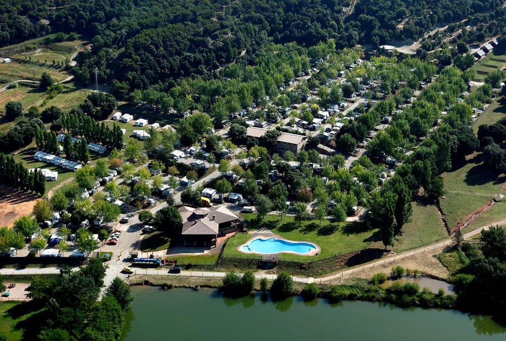 Escapa't al Càmping La Vall (Taradell), confort i tranquil·litat a l'aire lliure! T'enamorarà a primera vista!