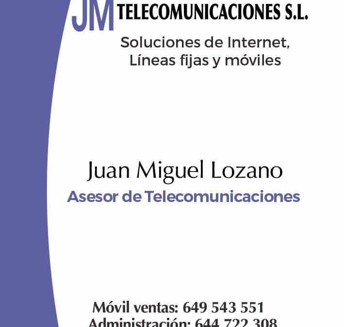JM Telecomunicaciones S.L