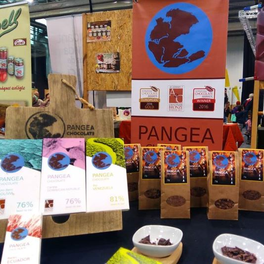 Xocolates Pange chocolate
