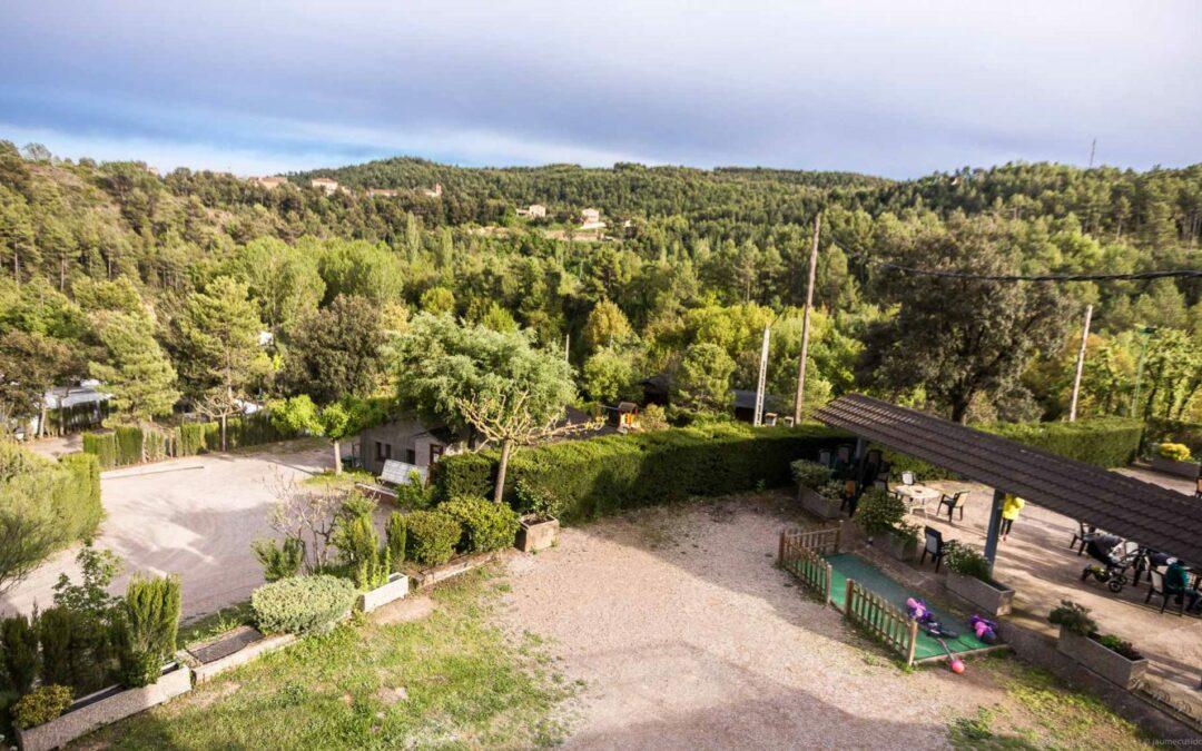 Camping Cal Paradís