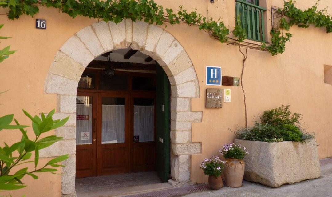Hotel Restaurant Cal Maginet