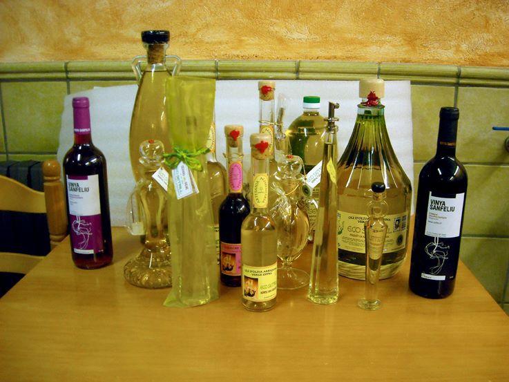 Olis i vins ecosetrill
