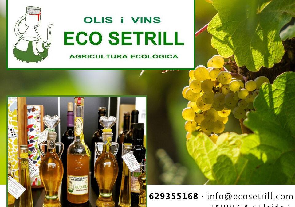 Eco Setrill – Vinya Sanfeliu